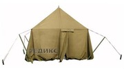 Продам тенты брезентовые, палатки лагерные