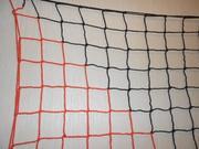 Сетки спортивные волейбольная бадминтонная теннисная минифутбольная