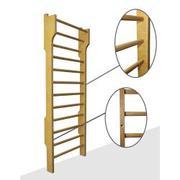 Продам гимнастическую лестницу (шведская стенка)