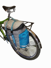 Вело сумка V = 16 л + 1 л карман.