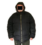 Мужская пуховая куртка на рост 184 см. Туризм,  альпинизм.
