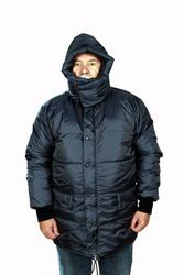 Пуховая куртка на рост 180 см. Экстрим вариант.